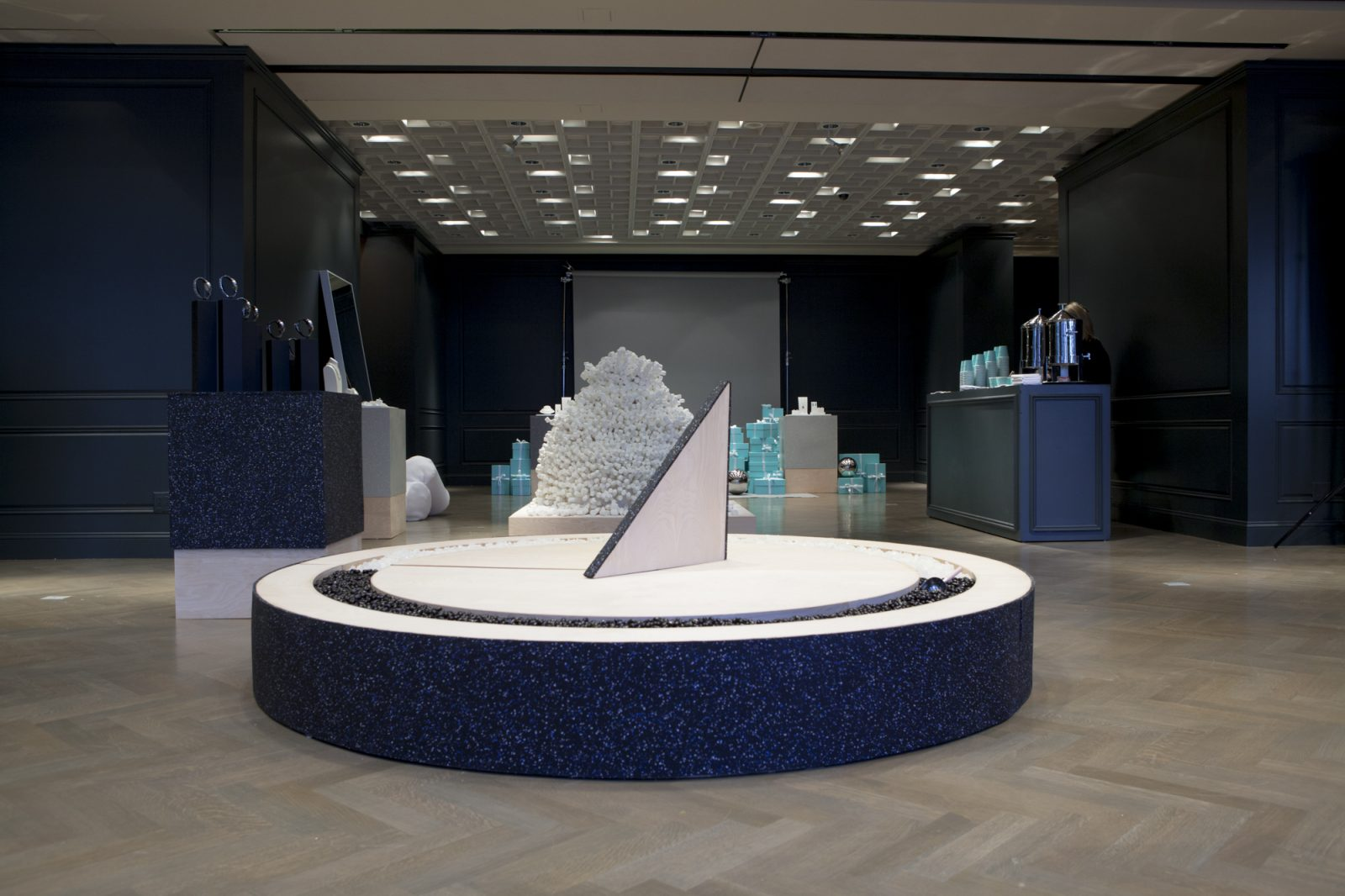 Sugar Sculptures | Tiffany & Co. | Laila Gohar