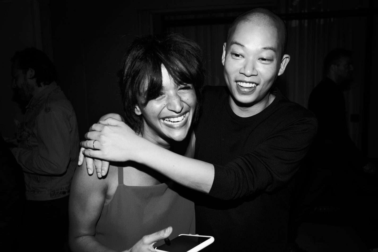 Reveal | Jason Wu |Laila Gohar