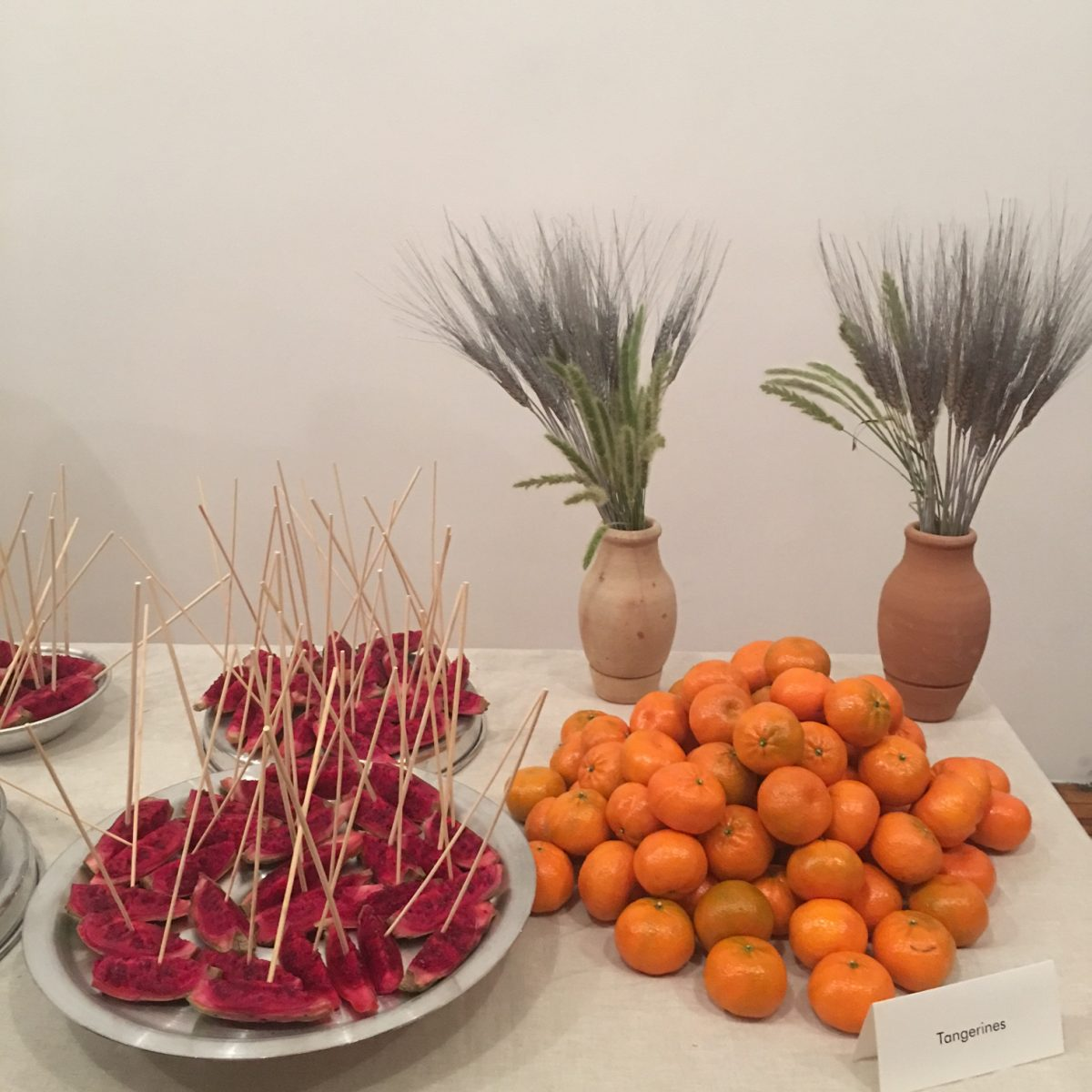 Meat & Potatoes | Apartmento Magazine at Judd Foundation | Laila Gohar