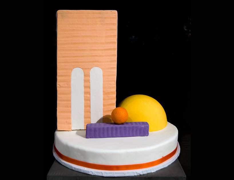 Design Cake | Pinup Magazine x Chamber Gallery |Laila Gohar