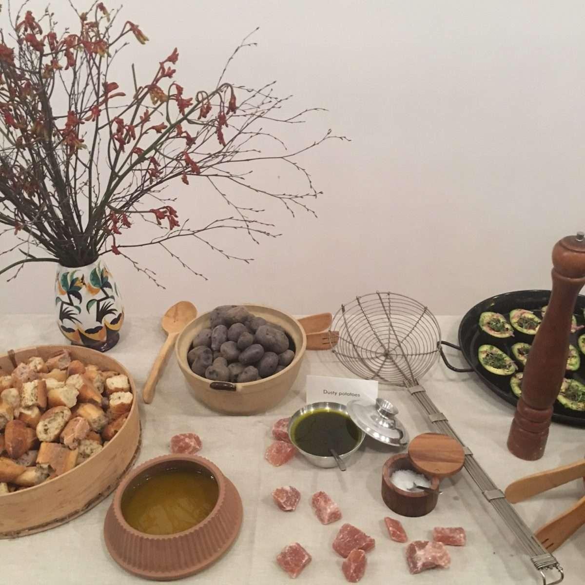 Meat & Potatoes | Apartmento Magazine at Judd Foundation |Laila Gohar