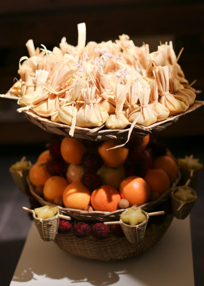 Offering Baskets | John Hardy |Laila Gohar