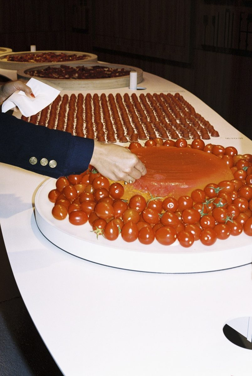 Tomato / Wheat / Sugar  Laila Gohar